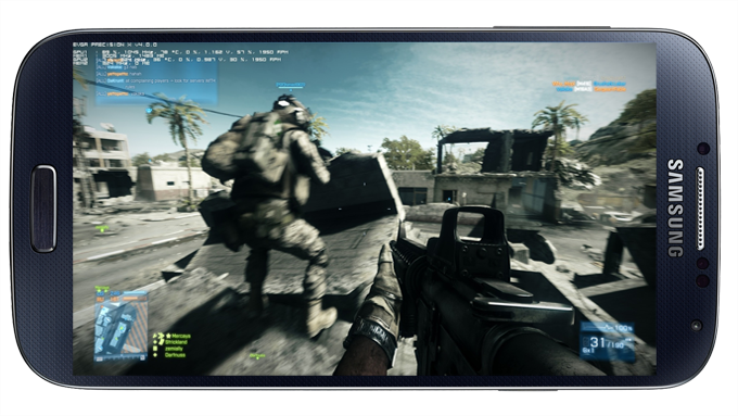 "Electronic Arts Executive: ""We're Working On A High-End Mobile Version Of Battlefield"""