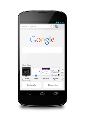 chrome_beta_ntp_android