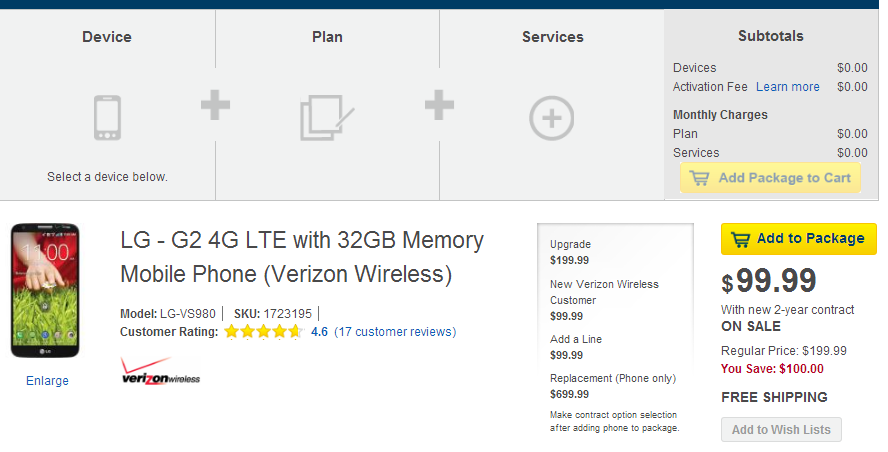 Deal Alert] Best Buy Is Offering $100 Off Any AT&T, Sprint