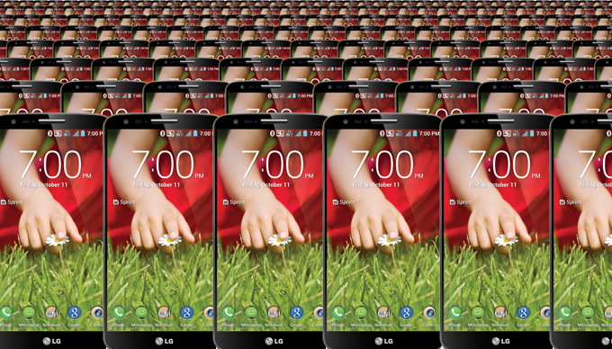 Thieves In Indiana Steal More Than 20,000 LG G2 Smartphones, Presumably To Build The World's Most Expensive Toy Fort