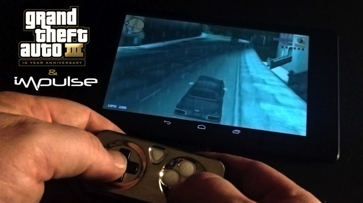 iMpulse Bluetooth Controller Beta Firmware Update Adds Native Android Gamepad Support