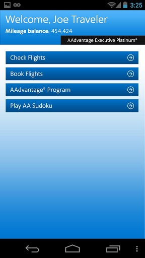 American Airlines App Updated To v3 0 With A Hugely Improved UI