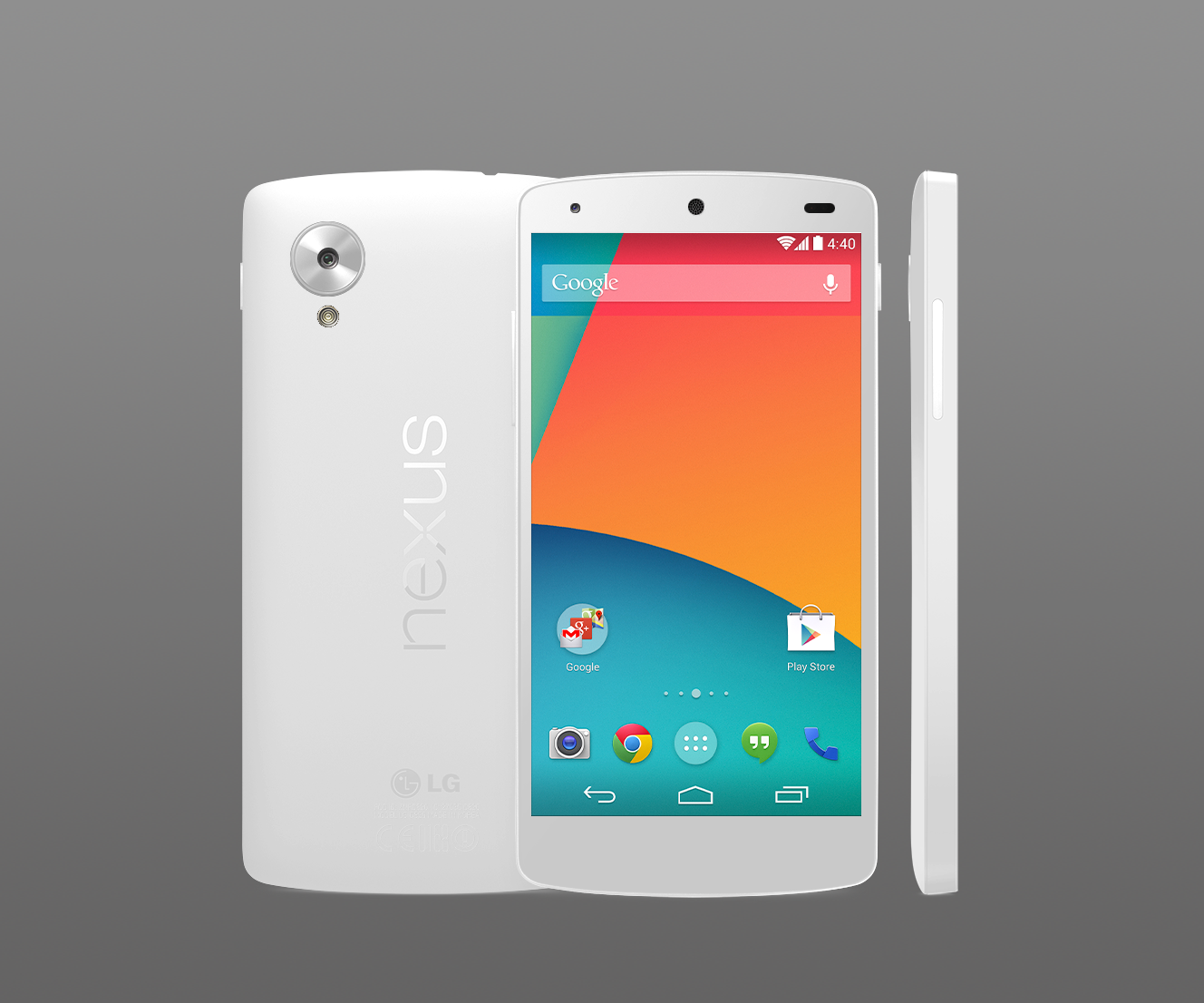 [Rumor Smash] This Is Absolutely Not An All-White Nexus 5