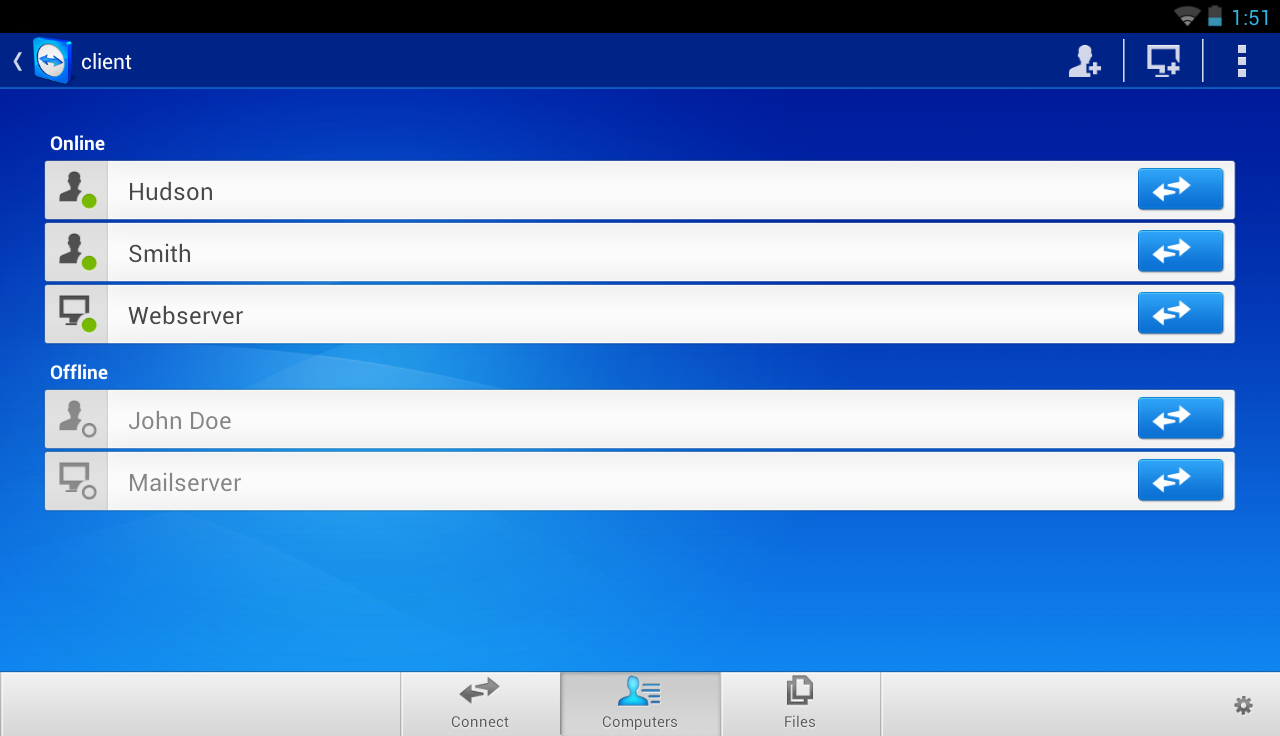 The Latest TeamViewer For Android Update Adds Clipboard