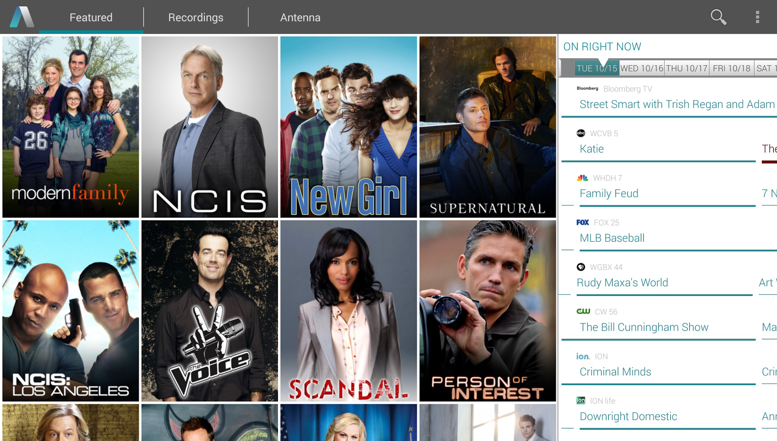 New App] Aereo Streaming TV And DVR Service Is Now Available On