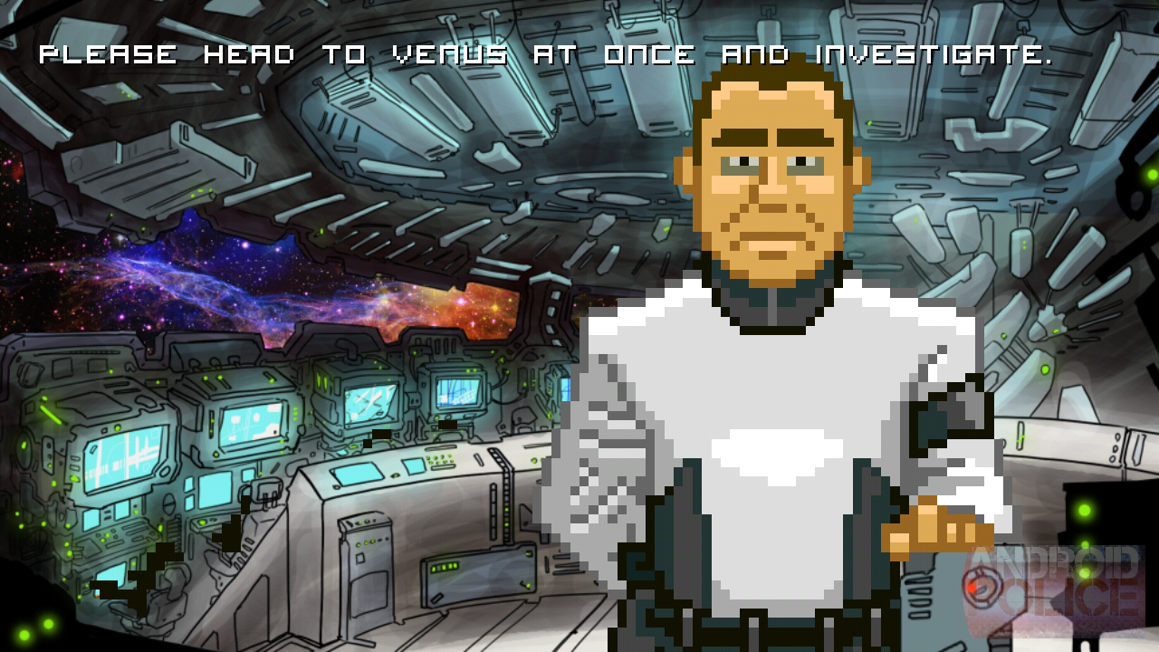 Star Command Review: A Solid (But Short) Tribute To Star Trek And Kairosoft