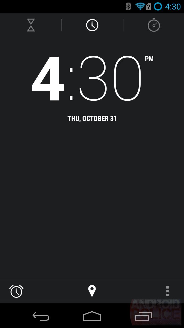 APK Download: Android 4 4 Clock/Alarm/Timer/Stopwatch App