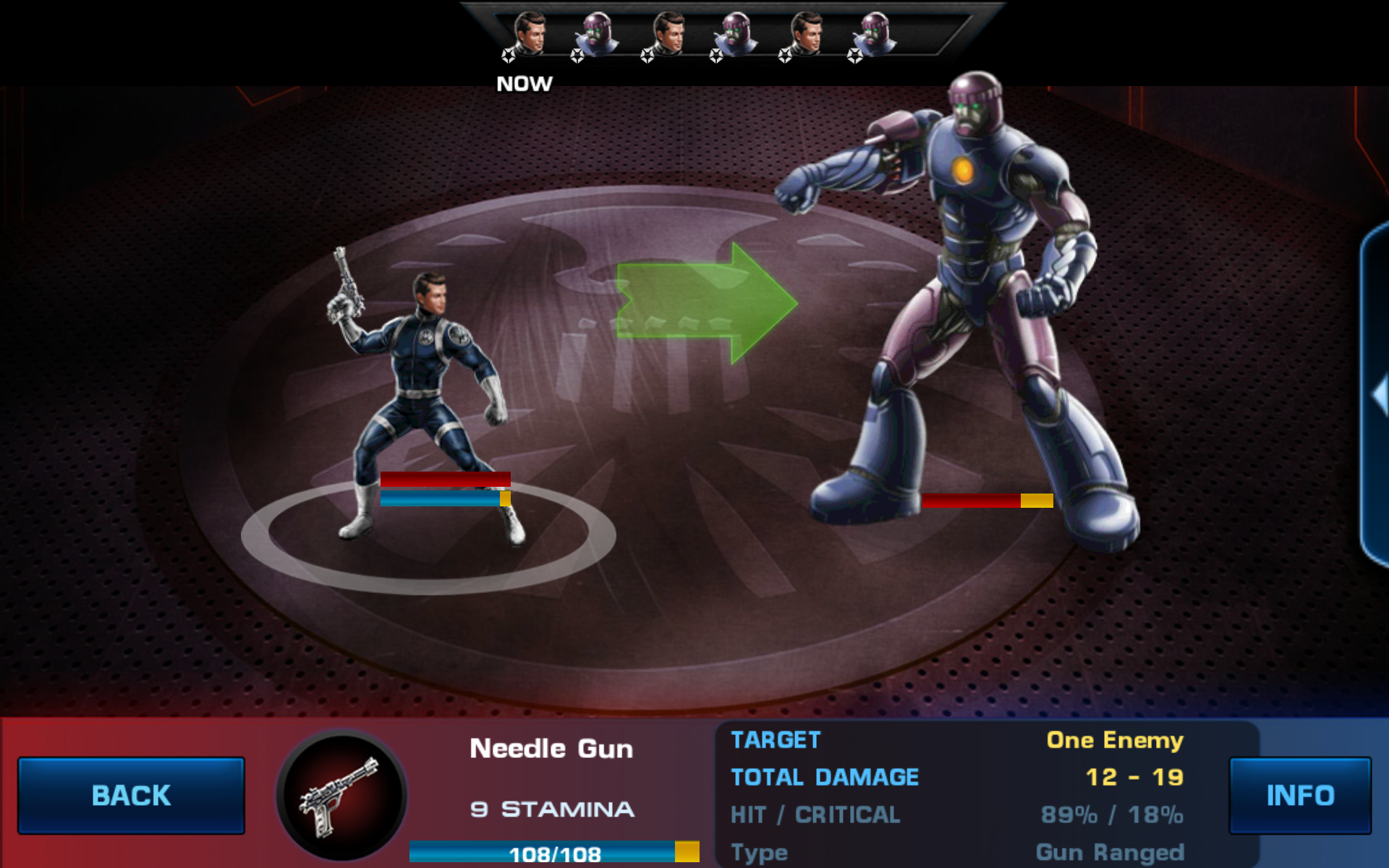 new game  marvel u0026 39 s avengers alliance jumps from facebook to android bringing turn