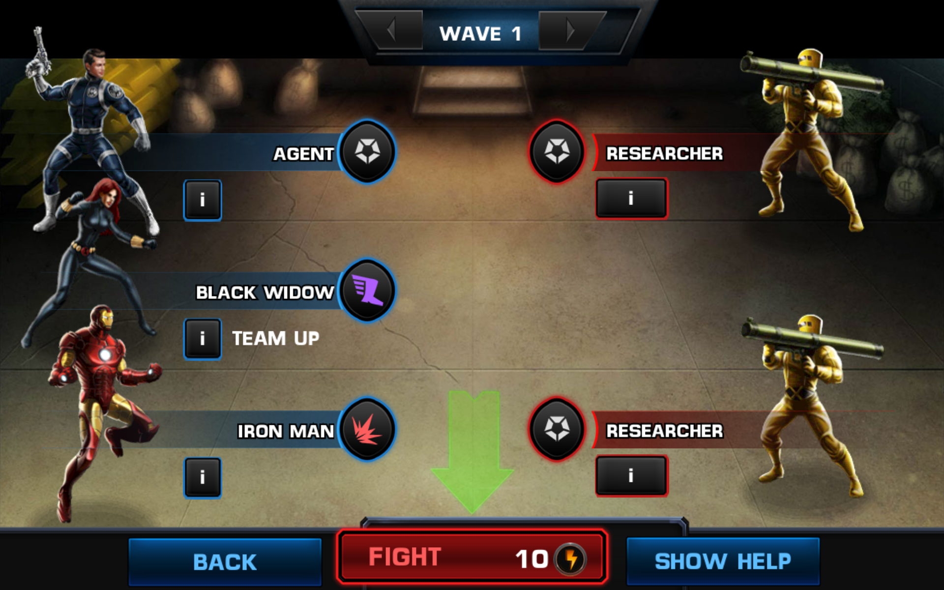 marvel avengers alliance game download