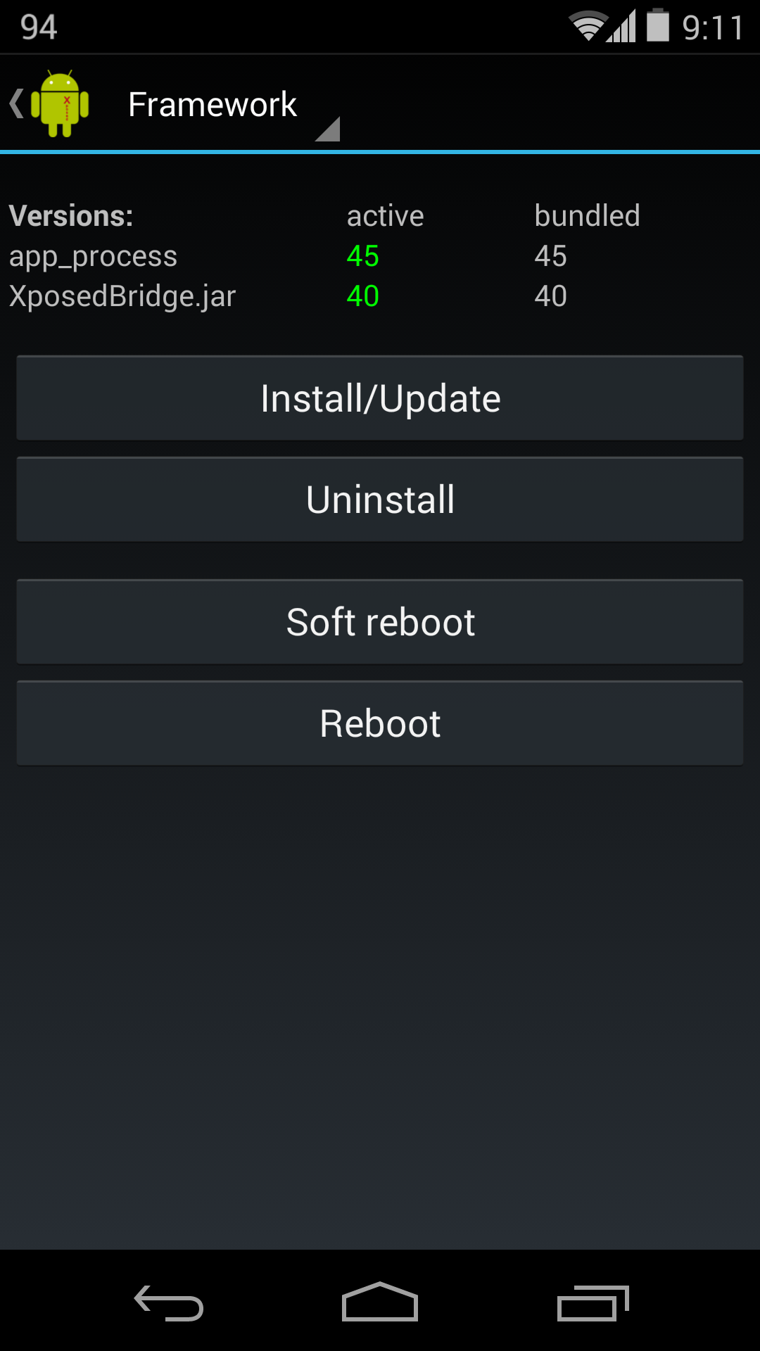xposed installer apk android kitkat