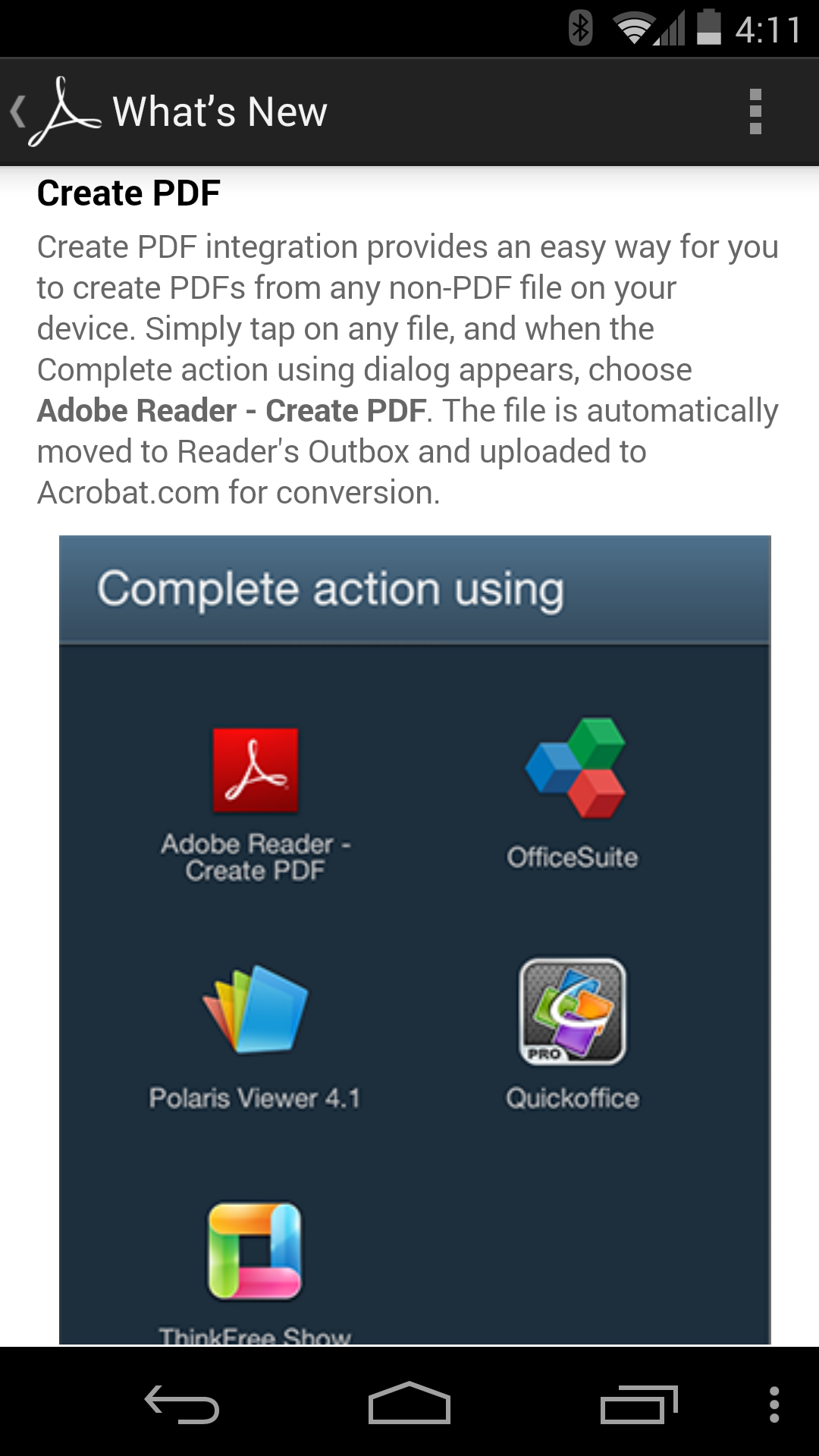 download adobe reader update free