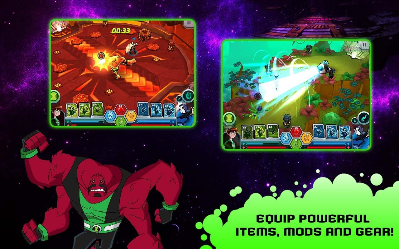 Wrath of Psychobos - Ben 10 Archives