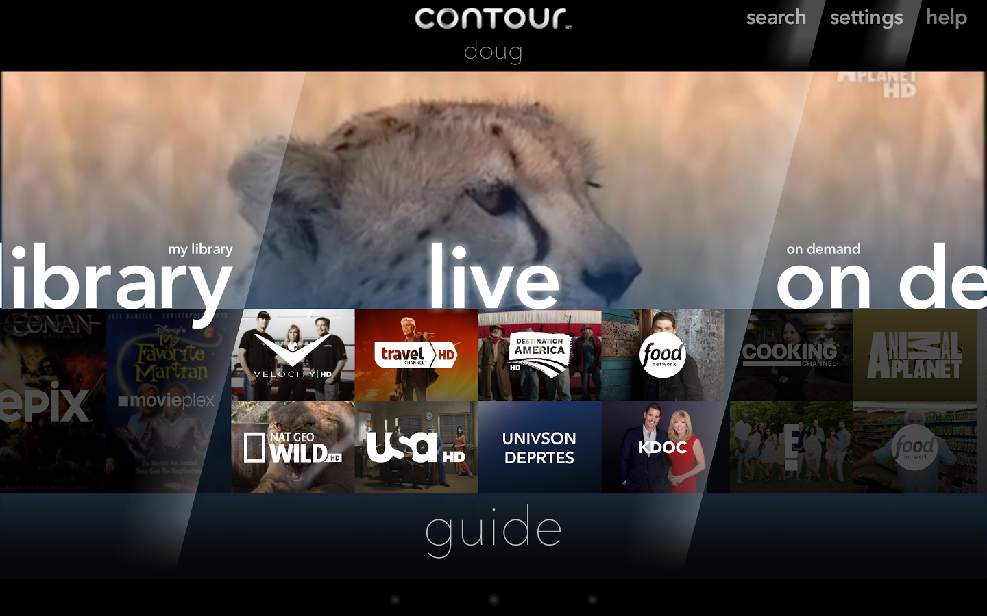 New App] Cox Contour Comes To Android, Provides Subscribers With 100