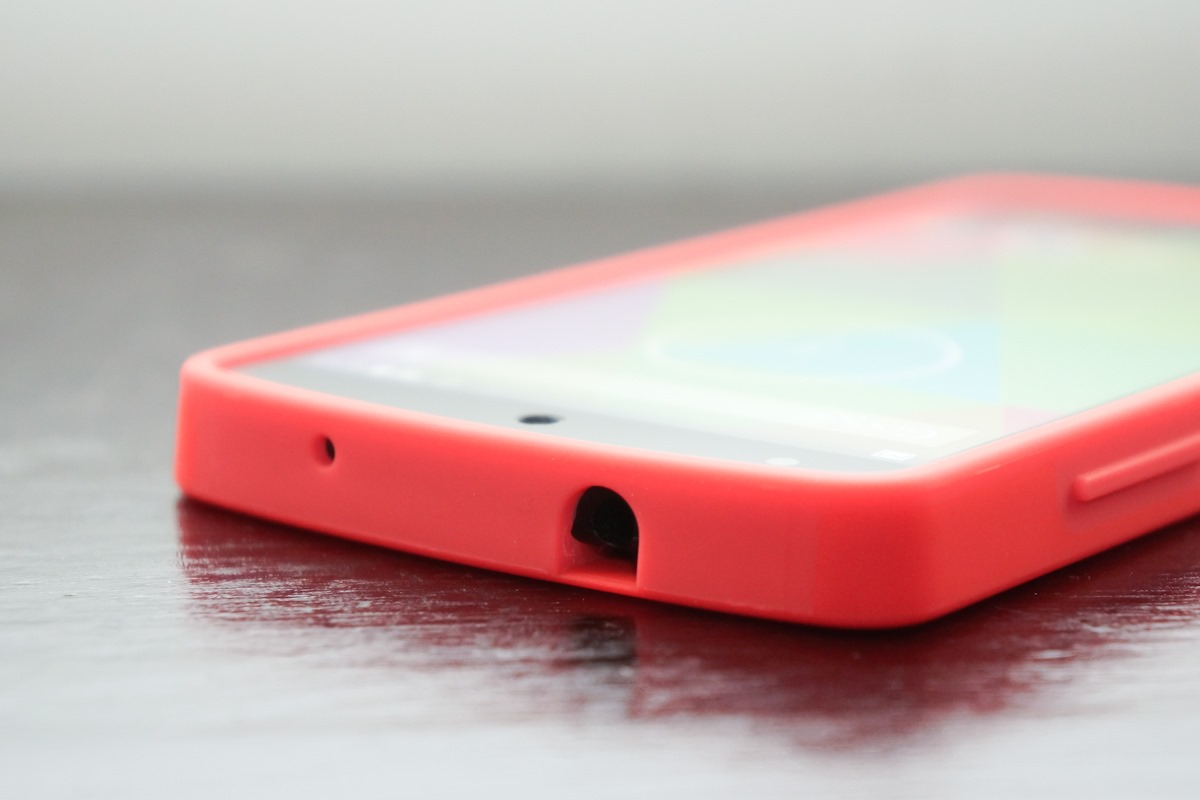 Official Nexus 5 Bumper Case Quick Look: A Distinctive ...