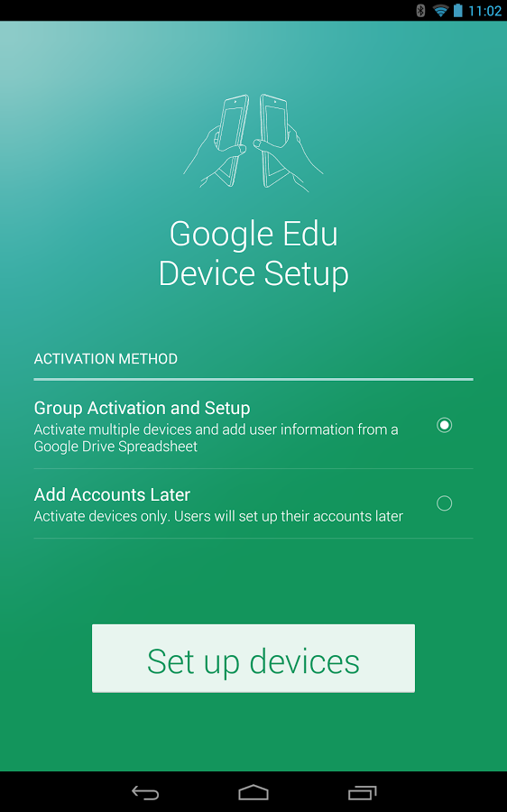 [New App] Official Google Play For Education Device Setup App Arrives To Assist School Administrators