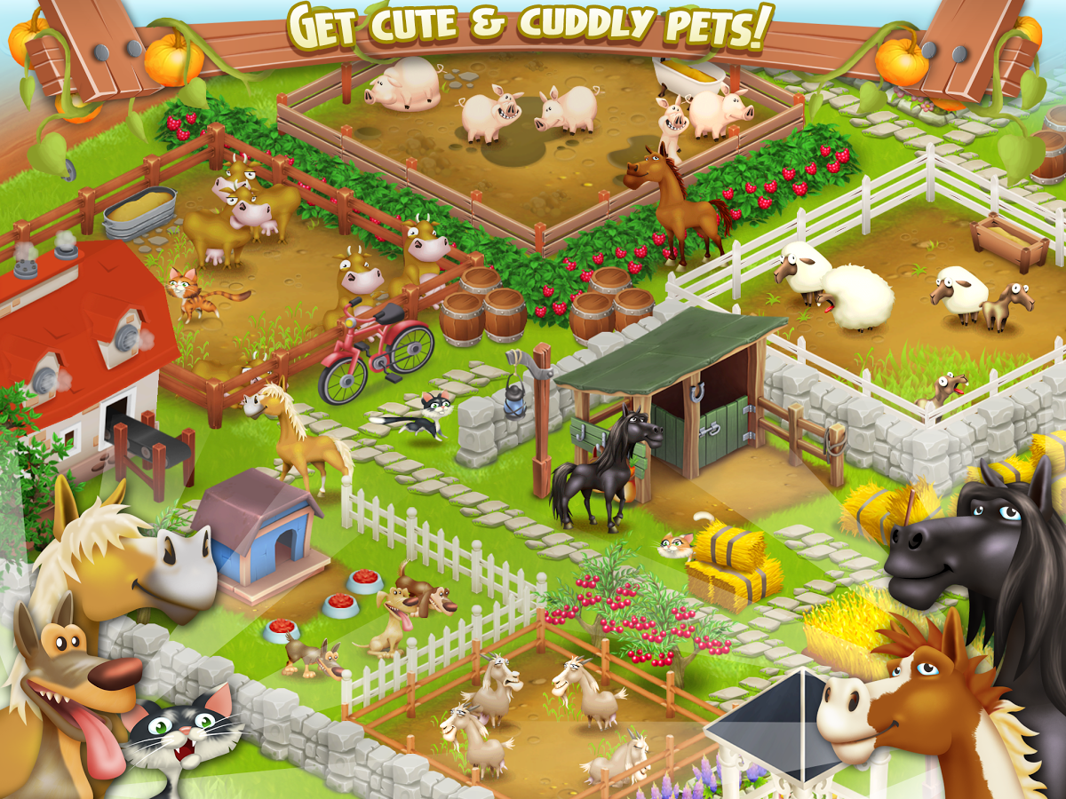 Hay Day Cheats and Cheat Codes Android