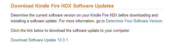 Amazon Rolls Out Fire OS 3 1 OTA For Kindle Fire Tablets
