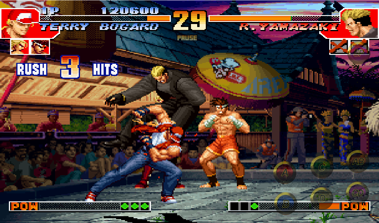 New Game] SNK Playmore Releases The King Of Fighters '97