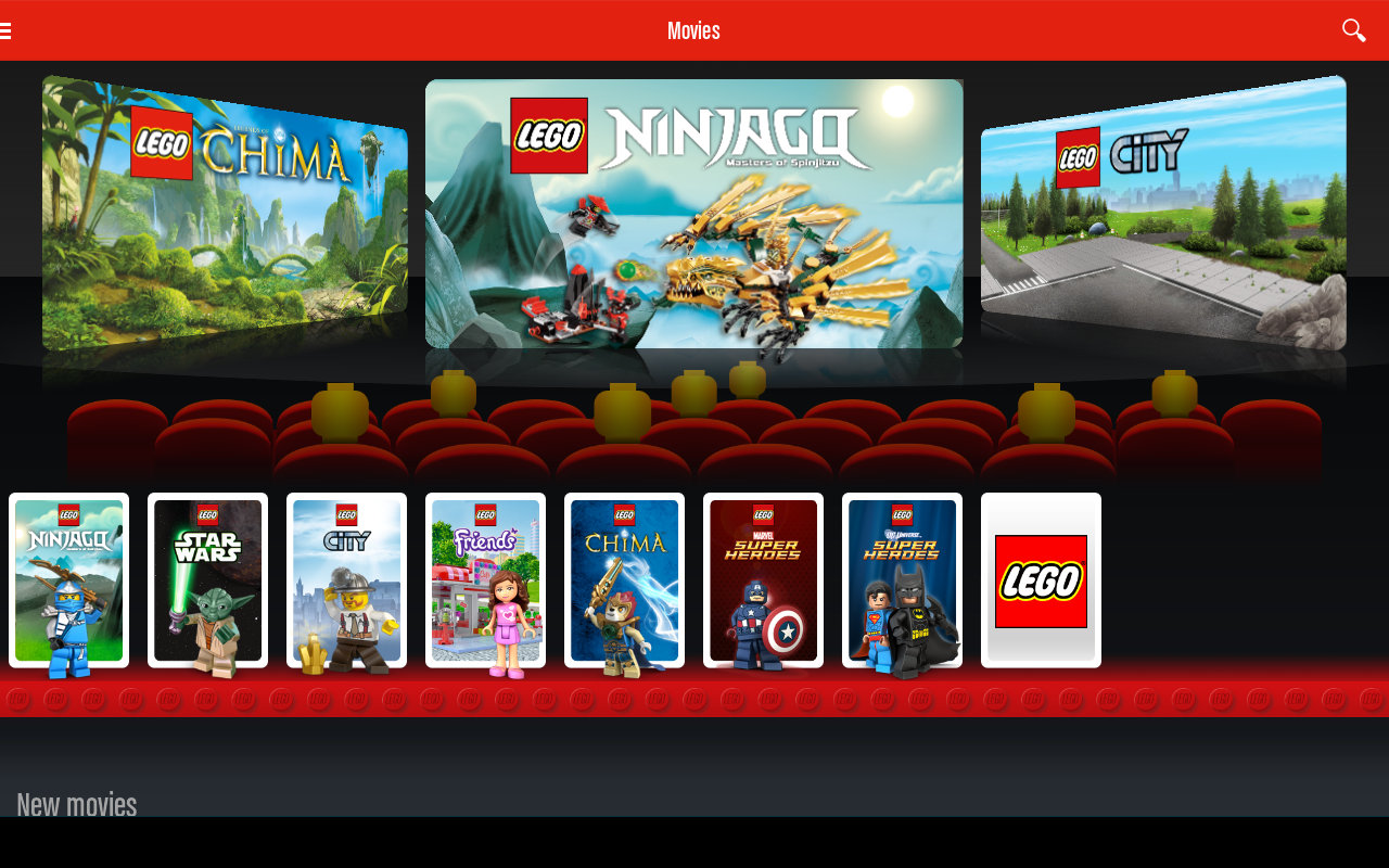 New App] LEGO TV Arrives In The Play Store, Provides Fans With A