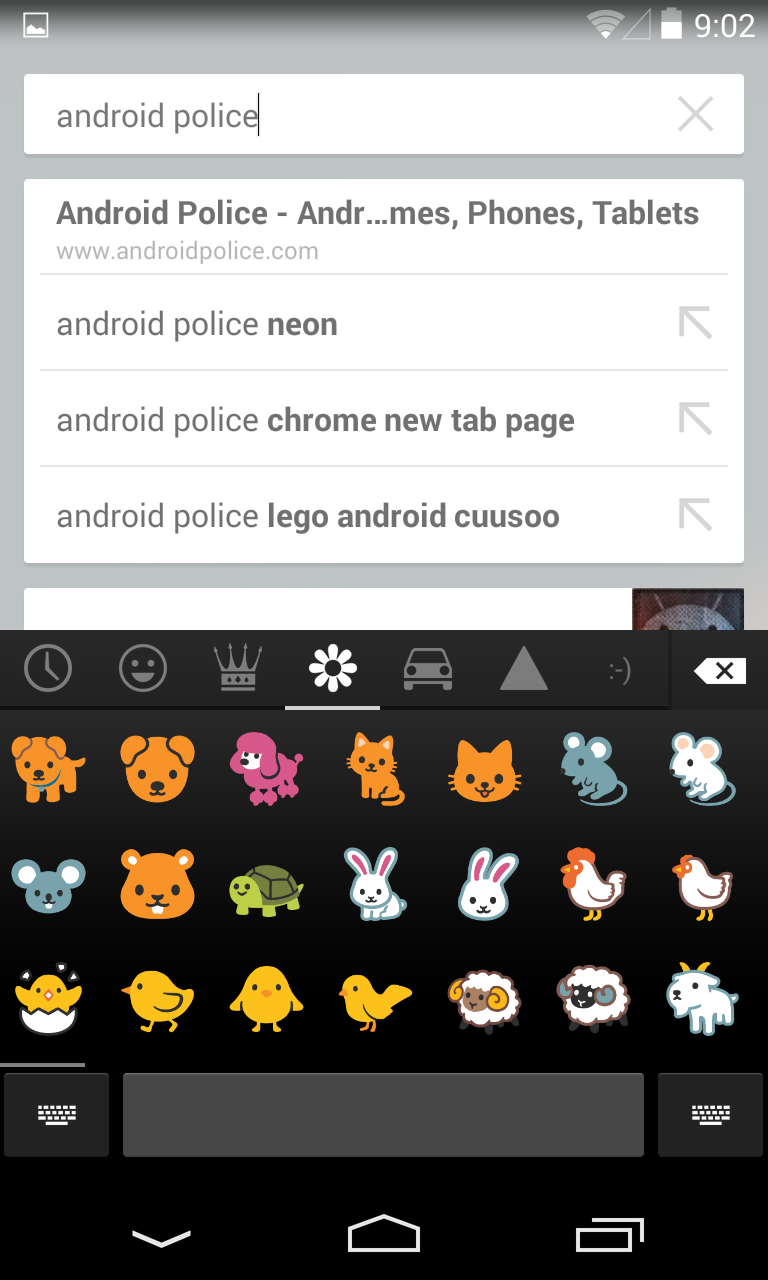 APK Download: Google Keyboard 2 0 From Android 4 4 With