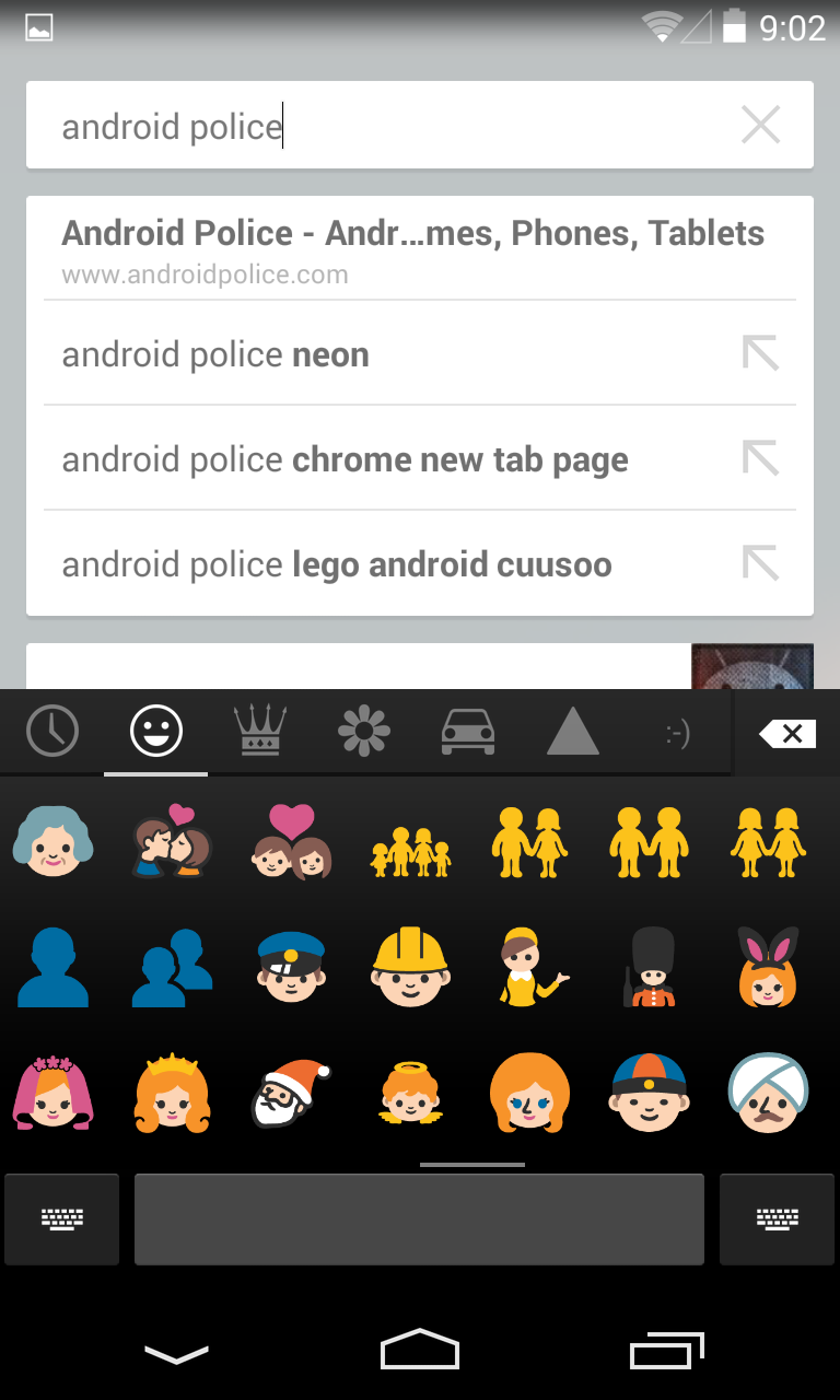 APK Download: Google Keyboard 2 0 From Android 4 4 With Space-Aware