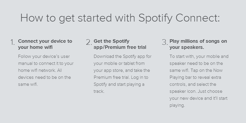 Spotify Connect Comes To Android Latest App Update Lets Premium