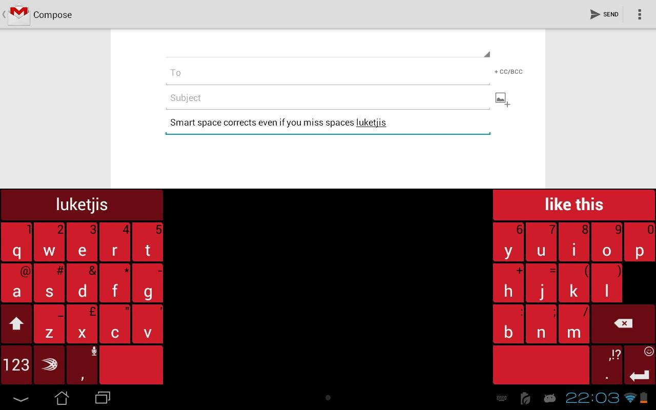 99a0ff9b564 SwiftKey 4.3 Moves 'Layouts For Living' Out Of Beta, Provides Users ...