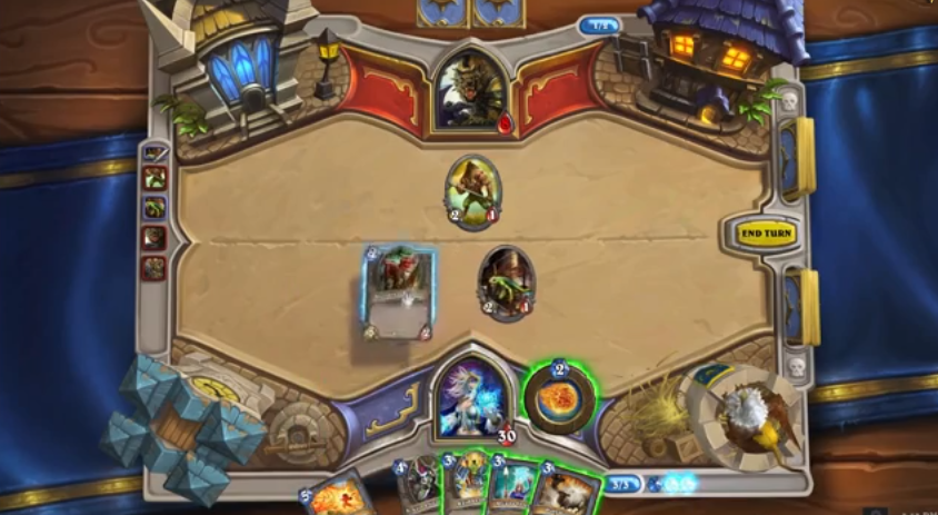 Blizzard's Hearthstone: Heroes Of Warcraft Trading Card Game Is Coming To Android In 2014