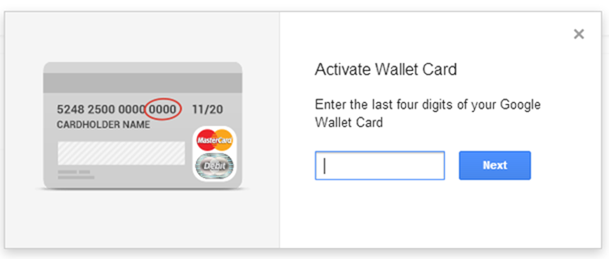 The Physical Google Wallet Card Is Real, And You Can Order One Now ...