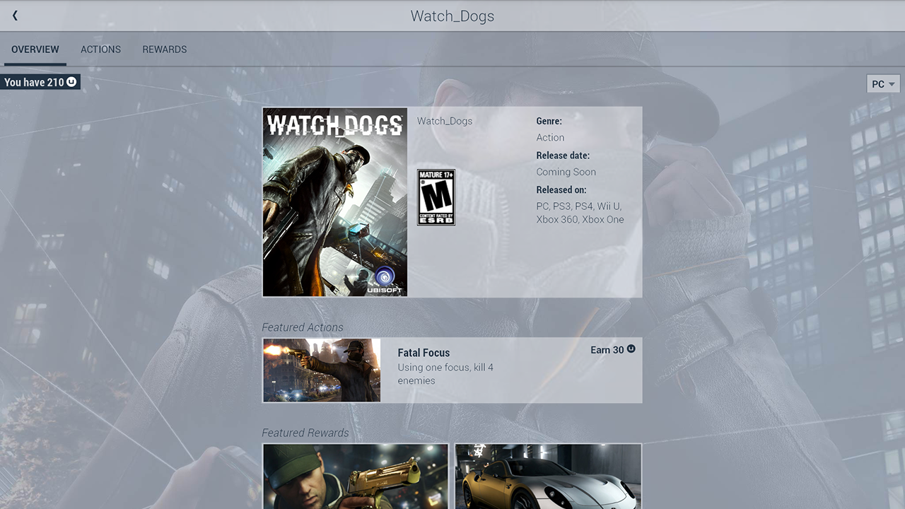 New App] Ubisoft's Uplay Service Gets An Android App, So It
