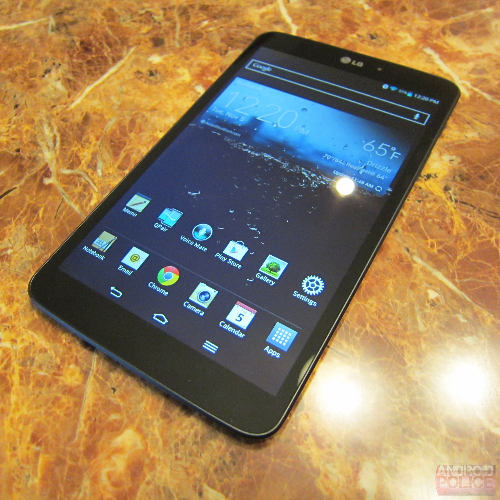 LG G Pad 8.3 Review: A Potentially Good Device That Gets Lost In The ...