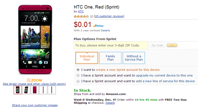 2013-12-02 00_59_38-Amazon.com_ HTC One, Red (Sprint)_ Cell Phones & Accessories