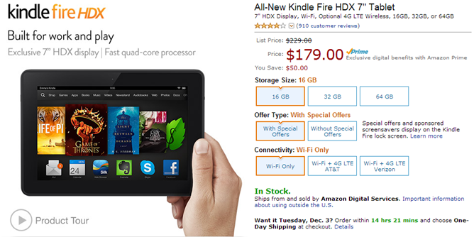 2013-12-02 01_29_13-Kindle Fire HDX Tablet - Personal Movie Tablet, Best College Tablet