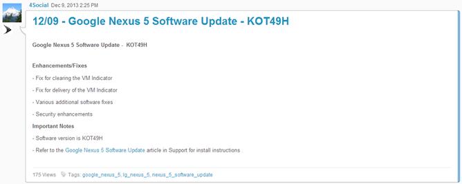 2013-12-09 14_53_35-Sprint Community_ 12_09 - Google Nexus 5 Software Update - KOT49H