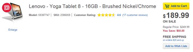 2013-12-31 12_14_19-Lenovo Yoga Tablet 8 16GB 59387747 - Best Buy