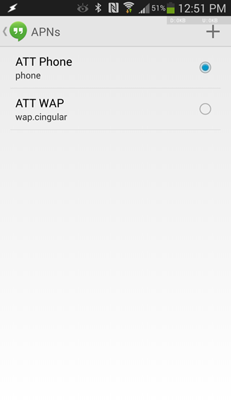 how to turn on group mms galaxy a5