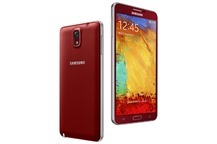 Galaxy Note 3 Merlot Red %282%29