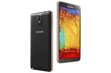 Galaxy Note 3 Rose Gold Black %282%29