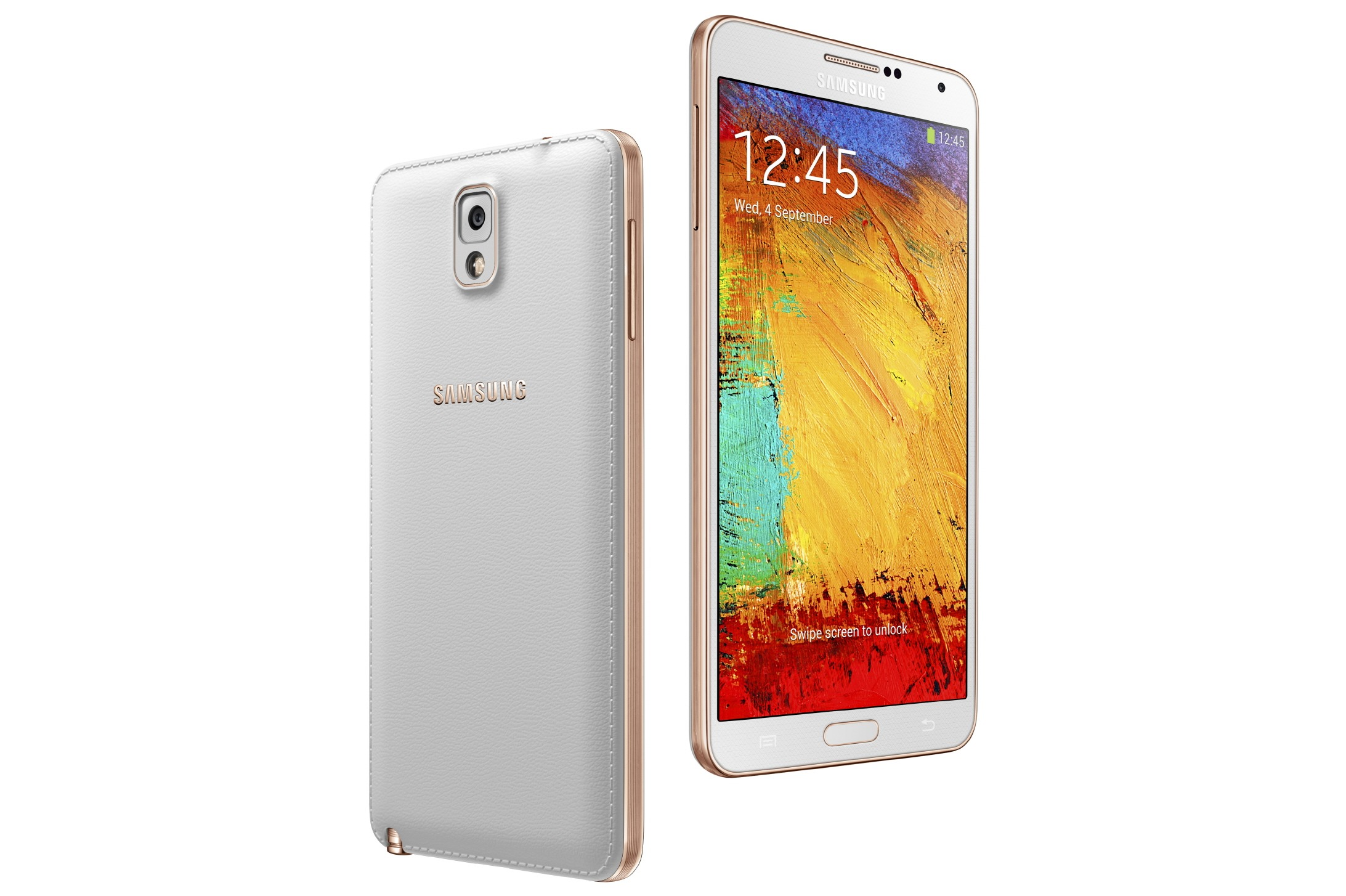 samsung classes up the color options for the galaxy note 3. Black Bedroom Furniture Sets. Home Design Ideas