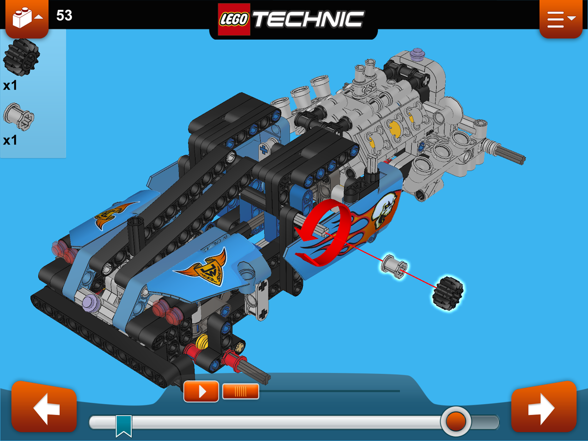 New App] LEGO Makes Building Instructions Available In The Play