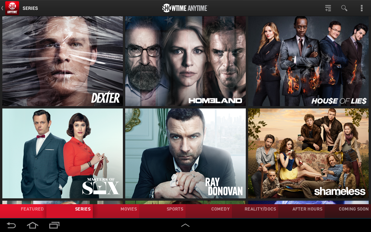 Showtime Anytime Update Adds Support For Time Warner Cable And