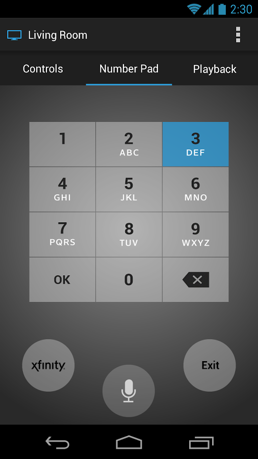 New App] Comcast Releases XFINITY TV X1 Remote With Voice