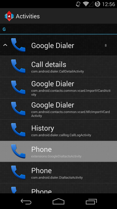 Google's Dialer With Built-in Search Is Exclusive To Nexus And GPE