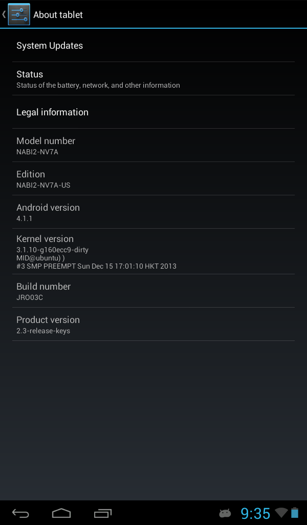 Fuhu's Nabi 2 Finally Getting Android 4.1 And Google Play ...
