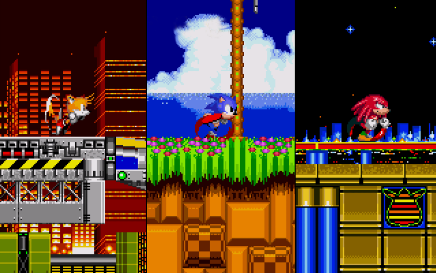 New Game Sonic The Hedgehog 2 Lands On Android With A New Level