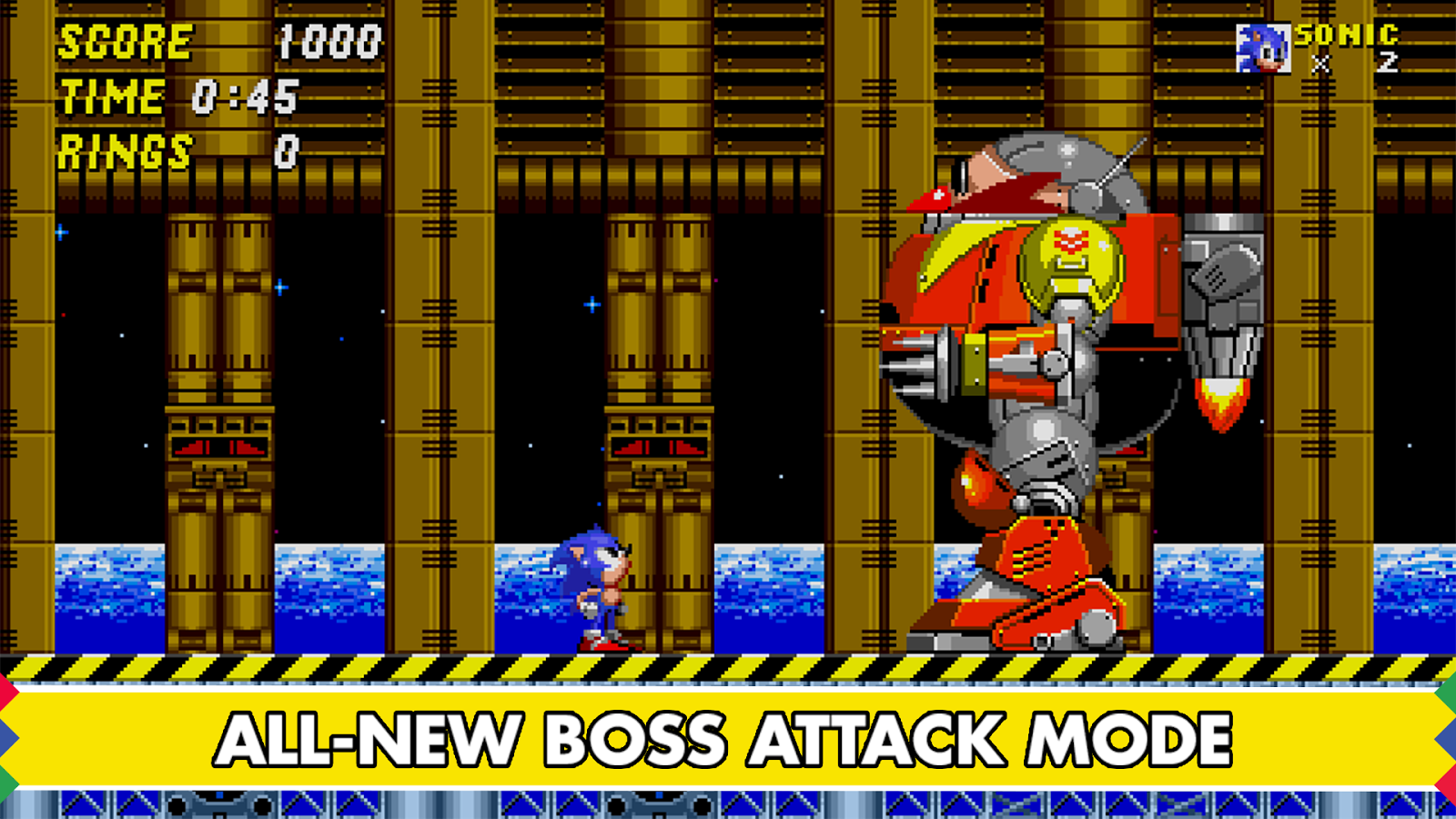 New Game Sonic The Hedgehog 2 Lands On Android With A New Level Playable Knuckles Online Multiplayer And More