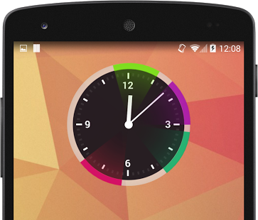 New App] 12Hours Is A Brilliantly Simple Analog Clock Widget That