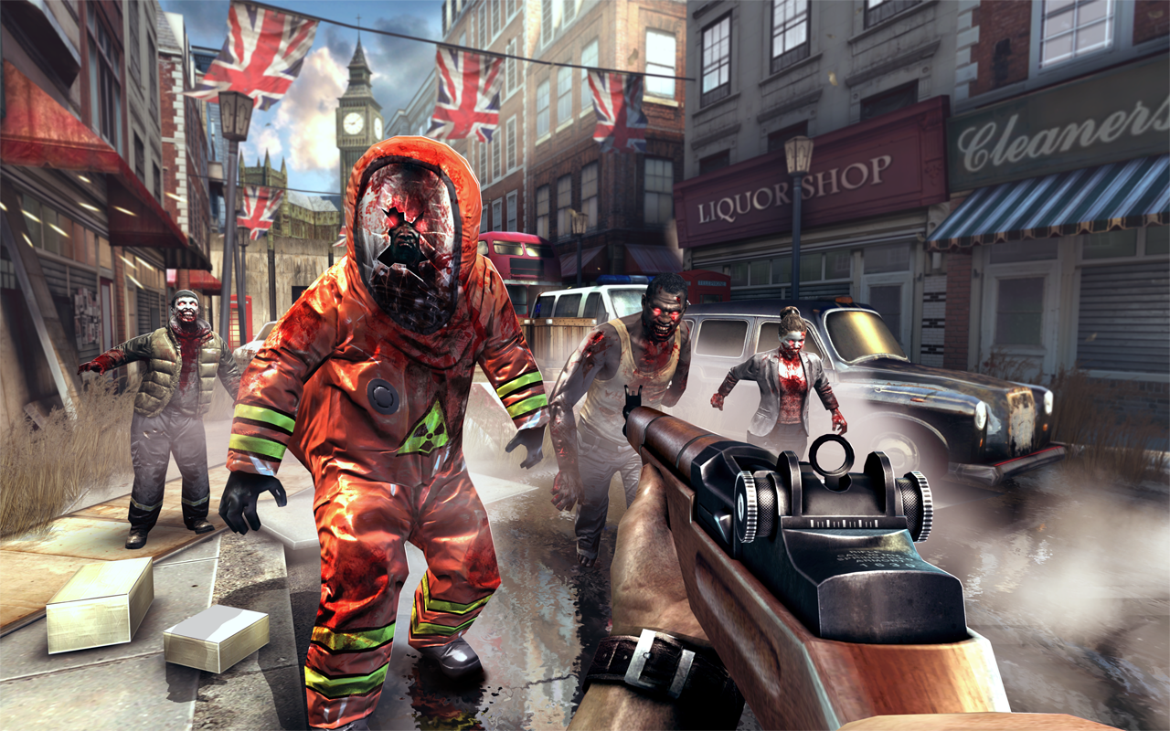 DEAD TRIGGER 2 на андроид - top-android.org