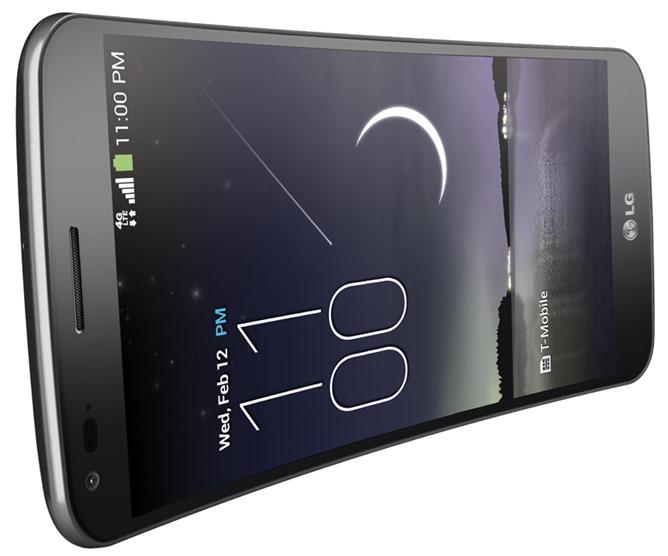 LG G Flex (horizontal)