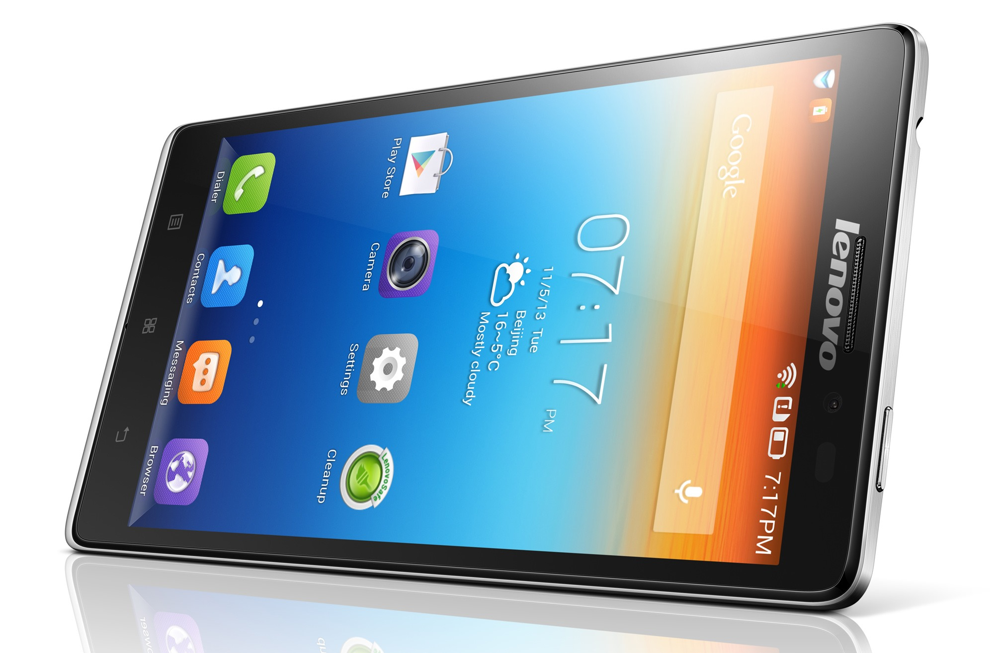 Lenovo's First LTE Phone Is The Vibe Z, And No, It's Not ...
